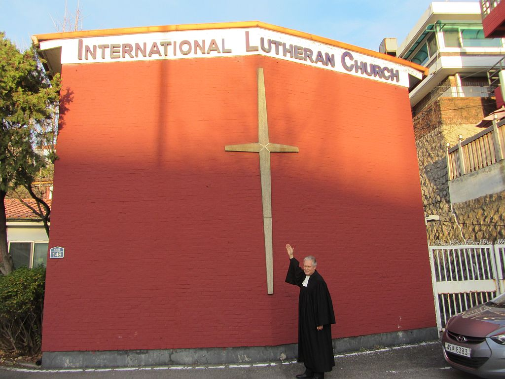 ILC - International Lutheran Church